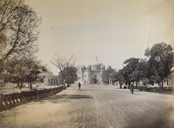 Anarkali Church - Lahore [Tomb of Anarkali].